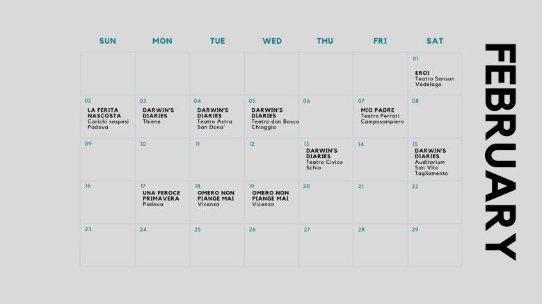 calendario feb 2020
